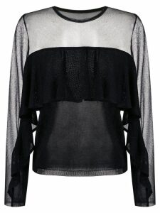Nk Tina top - Black