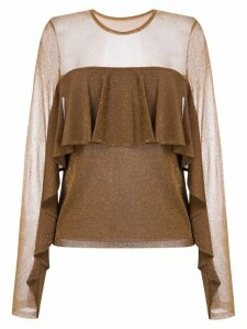 Nk Tina top - Brown