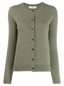 Pringle of Scotland round neck cardigan - Green