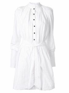 Kitx two-way shirt dress - White