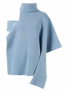 Ports 1961 roll neck knitted top - Blue