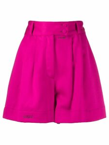 Styland pleated shorts - PINK