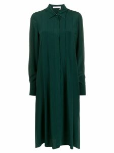See by Chloé shirt midi dress - Green