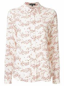 Markus Lupfer floral print shirt - White