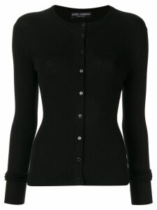 Dolce & Gabbana button-front cardigan - Black