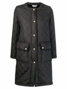 Mackintosh HUNA Black Quilted Coat LQ-1006