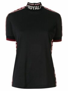 Dolce & Gabbana Royals embroidered shirt - Black