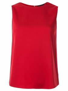 Theory sleeveless tank top - Red