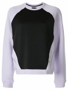 Koral Pick-Up Matte sweatshirt - Purple