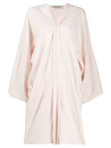 Lanvin puff sleeve dress - Pink
