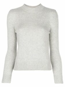 Co cashmere round neck jumper - NEUTRALS