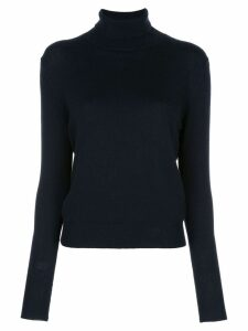 Nili Lotan cashmere turtle neck jumper - Black