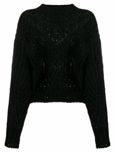 Isabel Marant Inko jumper - Black