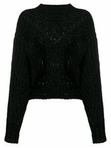 Isabel Marant Inko jumper - Black