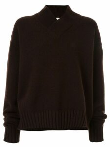 Studio Nicholson Kelvin jumper - Brown