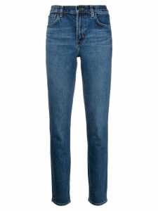 J Brand straight leg denim jeans - Blue
