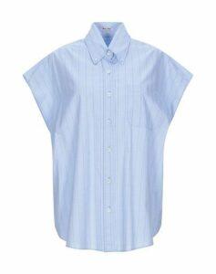 MIU MIU SHIRTS Shirts Women on YOOX.COM