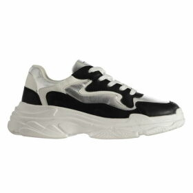 Rocket Dog Vader PU Trainers Ladies