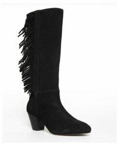 Superdry Memphis Tassle Boots