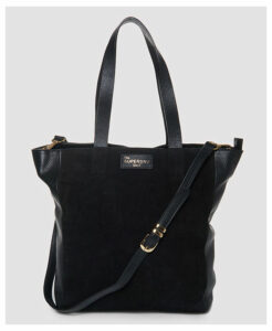 Superdry The Edit Leather Premium Tote Bag