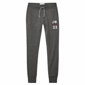 Jack Wills Colindale Skinny Sweatpants - Charcoal
