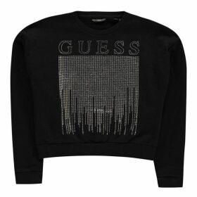 Guess Sequin Sweatshirt