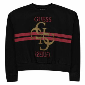 Guess Crop Sweatshirt