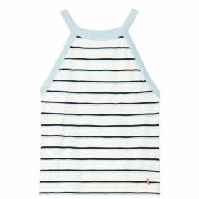 Jack Wills Felling Stripe Vest - Blue
