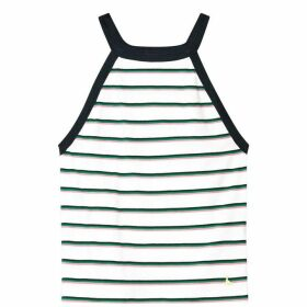 Jack Wills Felling Stripe Vest - Navy