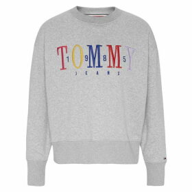 Tommy Jeans Embroidery Sweatshirt