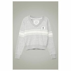 Jack Wills Calper V Neck Sweat Top