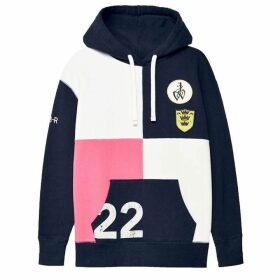 Jack Wills Homesworth Boyfriend Hoodie - Blue