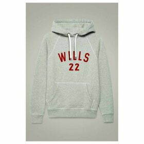Jack Wills Redhill Pop Over Hoodie - Grey