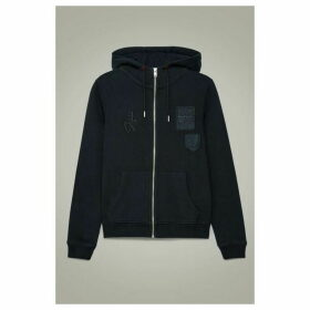 Jack Wills Kilne High Neck Zip Hoodie
