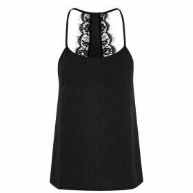 Jack Wills Bickton Cami - Black