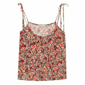 Jack Wills Brisker Pretty Cami - Pink