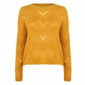 Only Havana Knit Jumper