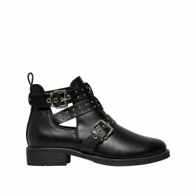 Bibi Boots with Buckles