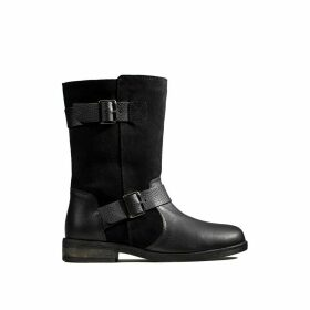 Demi Flow Leather Boots
