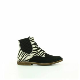 Titi Leather Ankle Boots