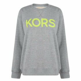 MICHAEL Michael Kors Logo Sweater