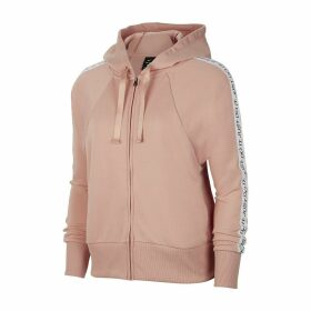Short Zipped Dry Get Fit Hoodie
