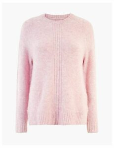 M&S Collection Cosy Relaxed Fit Jumper