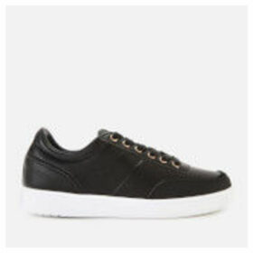 Superdry Women's Premium Court Trainers - Black - UK 6