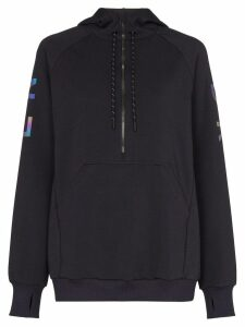 LNDR saturn hoodie - Black