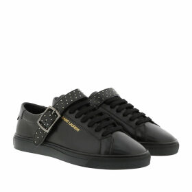 Saint Laurent Sneakers - YSL Sneaker Black - black - Sneakers for ladies