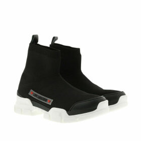 Love Moschino Sneakers - Sneaker High Nero - black - Sneakers for ladies