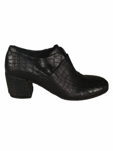 Del Carlo Skinned Effect Boots