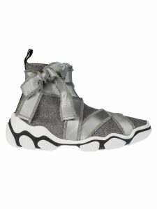 RED Valentino Bowtie Hi-top Sneakers