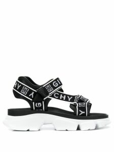 Givenchy Jaw chunky sandals - Black